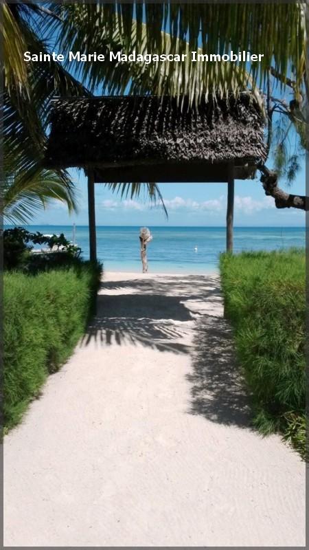 Vente belle propriété île Sainte-Marie Madagascar