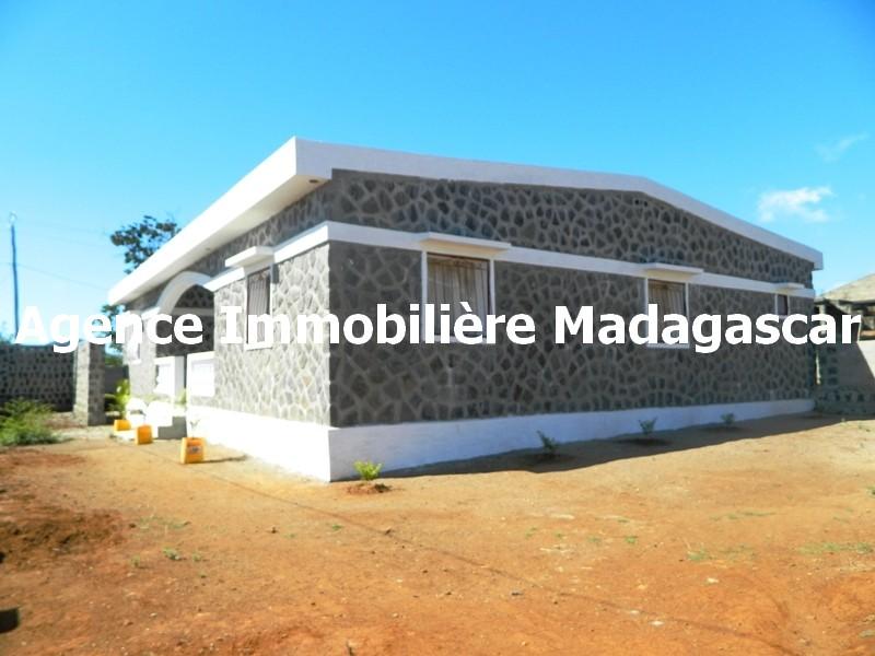 Vente villa aéroport Diego Madagascar